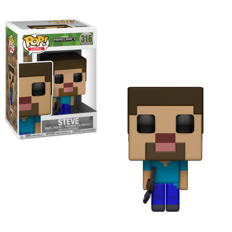 Figura Funko Creeper Minecraft funko Pop