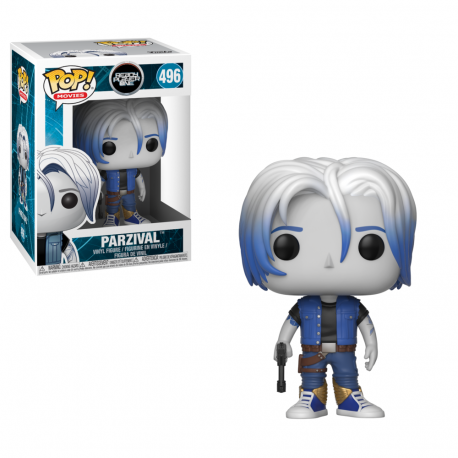 Figura Parzival Ready Player One Funko Pop