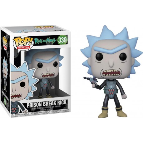Figura Rick num 112 Rick and Morty Pop Vinyl Funko