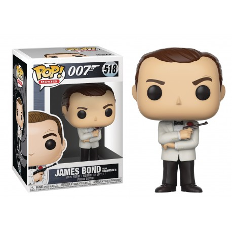 Figura Blofeld James Bond num 521 funko Pop Vinyl