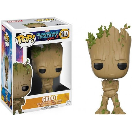 Figura Groot Candy Bowl Funko Pop Guardianes de la Galaxia Vol 2 Funko