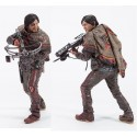 The Walking Dead Figura Survival Deluxe Daryl Dixon