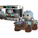 Rick MAd max Pop Rides Funko Pop Rick y MOrty