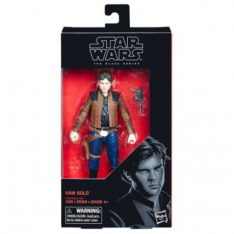 Figura Han Solo Star Wars Black Series 15cm