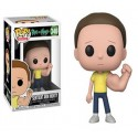Figura Sentinel Morty num Rick and Morty Pop Vinyl Funko