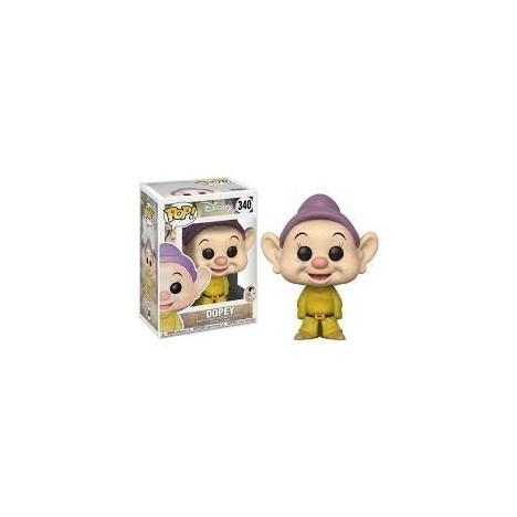 Figura Funko Dopey Blancanieves Disney Pop Funko Blancanieves y 7 enanitos