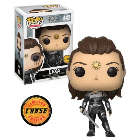Figura Lexa The 100 Pop Vinyl Funko