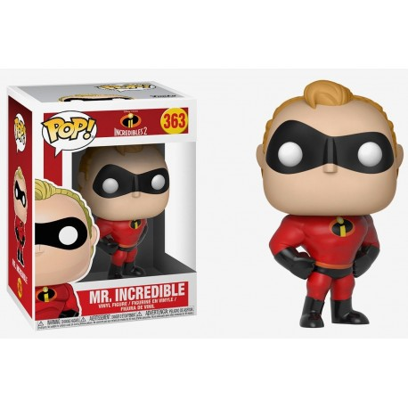 Figura Elastigirl Incredibles 2 Increibles Pop Vinyl Funko Aladdin