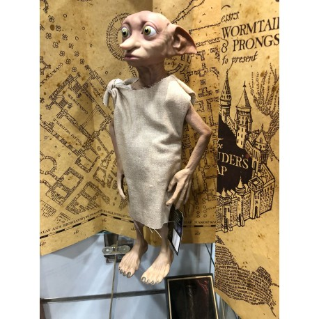 Harry Potter Soportalibro Dobby 19 cm Noble Collection