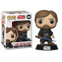 Figura Luke Final Batlte LAst Jedi Funko Pop Star Wars