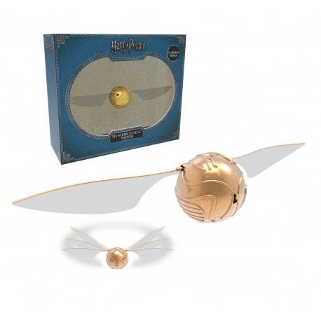 Reserva Réplica Snitch Dorada voladora mágicaHarry Potter Mistery Flying