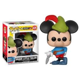 Mickey Mouse 90th aniversario sastre valiente N429 brave tailor Disney Pop Funko