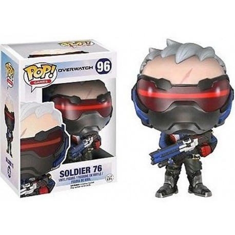 Figura Mc Cree Usa MCcree Overwatch Pop Vinyl