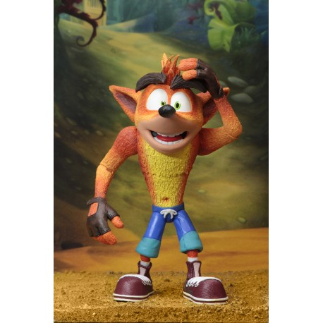 Figura Crash Bandicoot 15 cm Neca