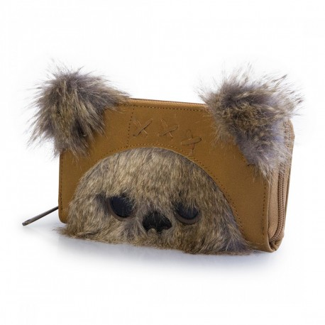 Cartera Wicket Star Wars Loungefly Ewok
