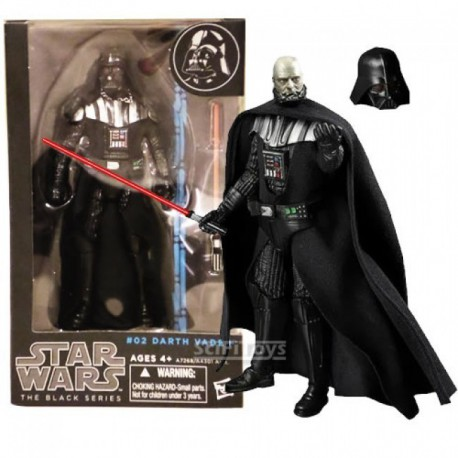 Figura oficial Star Wars Black Series Darth Vader Hasbro