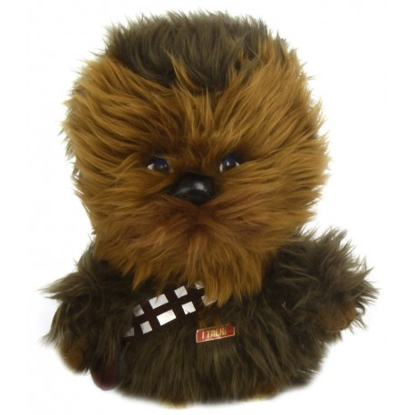 Peluche 25cm chewbacca oficial alta calidad Star Wars Black Line