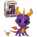 Figura Funko Spyro the Dragon y Sparx funko Pop