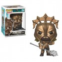 Figura Arthur Curry Gladiator Suit Aquaman Funko Pop