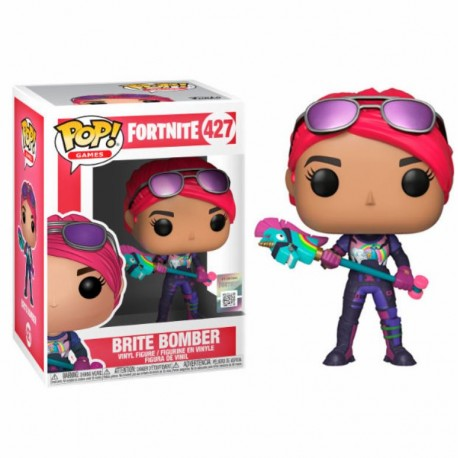 Figura Brite bomber funko Pop Fortnite