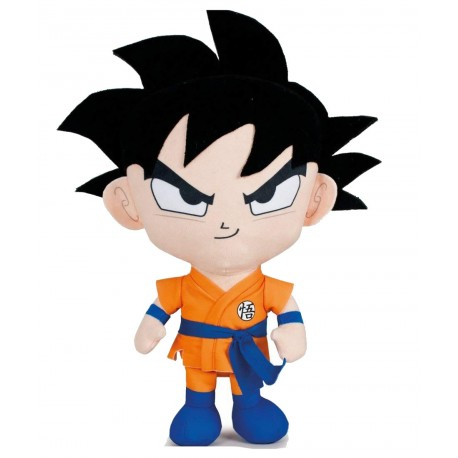 Peluche Goku 30 cm Dragon Ball. SOn Goku