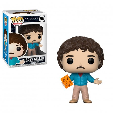 figura Friends Pop vinyl funko Ross Geller
