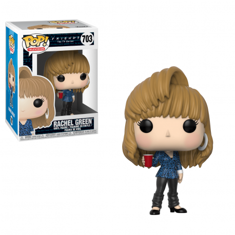 Figura Friends Pop vinyl funko Rachel Green