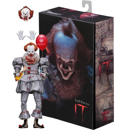 Figura Ultimate Pennywise IT 2017