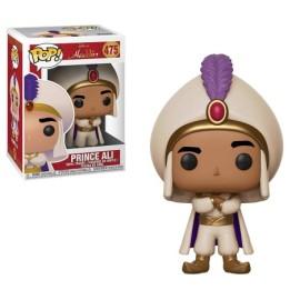 Figura Aladdin Príncipe Pop Vinyl Funko