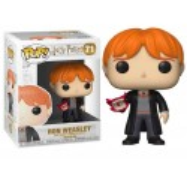 Figura Ron weasley Howler aullador Funko Pop Harry Potter