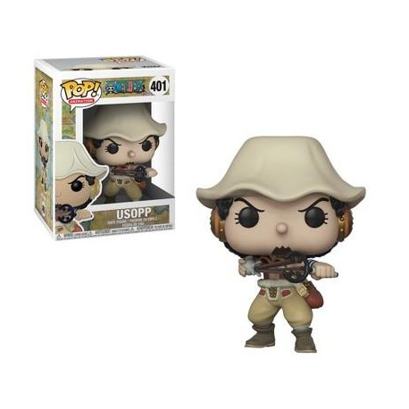 Figura One Piece Monkey D. Luffy Funko Pop Vinyl aNime