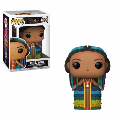 Pack tres Figuras Wrinkle in time Funko Pop Vinyl