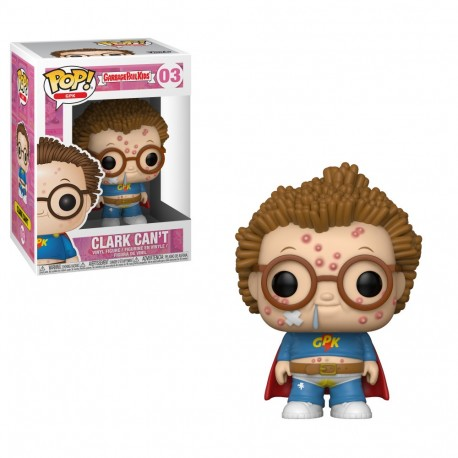 PAck 4 Figura Garbage Pail Kids Pop Vinyl Funko