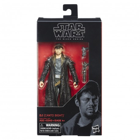 Figura 4-Lom Star Wars Black Series 15cm
