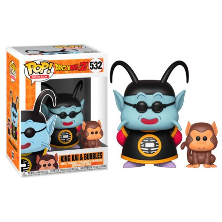 Figura Chiaotzu y Tien num Pop Dragon ball Pop Vinyl Funko