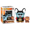 King Kai and Bubbles Pop Dragon ball Pop Vinyl Funko