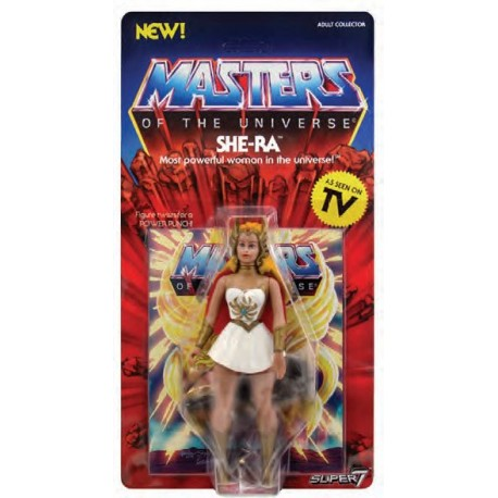 "Figura He-Man Masters Universo Super 7 5,5"" vintage collection"