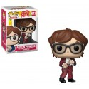 Austin Powers Red suit striped rojo funko Pop Vinyl