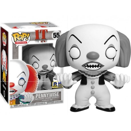 Pennywise Wrought iron It funko Pop 2017