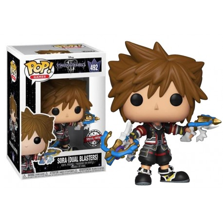 Sora Guardian Form NYCC exclusiva funko Pop