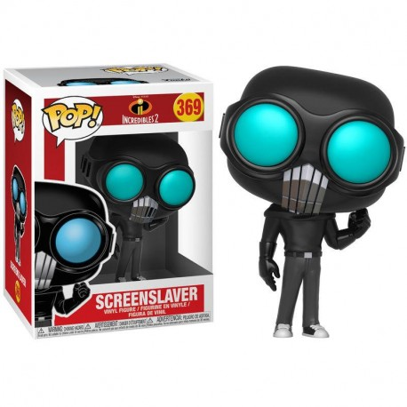 Figura Frozone Incredibles 2 Increibles Pop Vinyl Funko