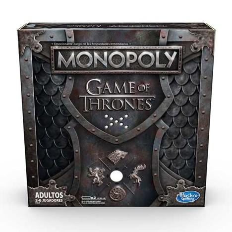 Monopoly Juego Tronos