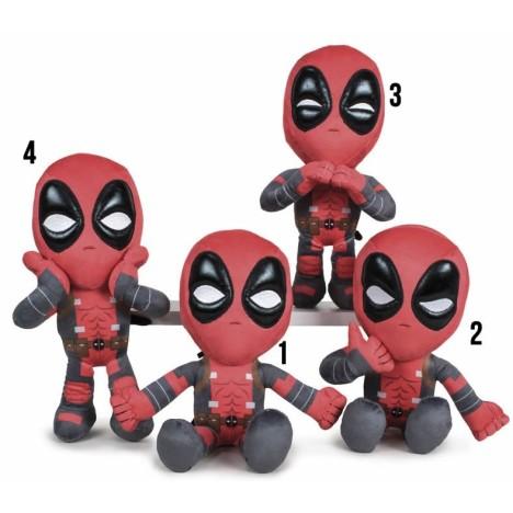 Peluches Deadpool 30 cm