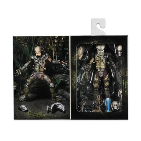Predator 2018 Figura Ultimate Fugitive Predator 20 cm Neca
