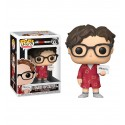 Leonard hofstadter Big Bang Theory Funko Pop
