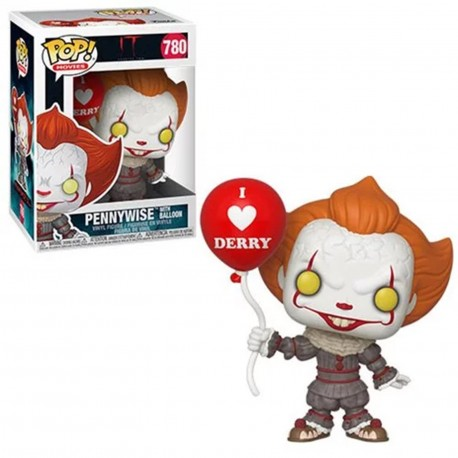 Pennywise chapter 2 funhouse funko Pop