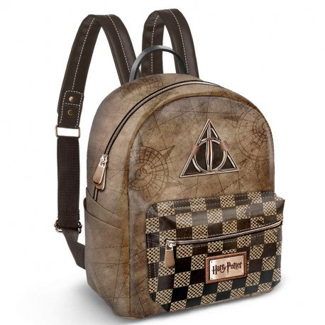 Mochila Harry Potter Deathly Hallows 31cm