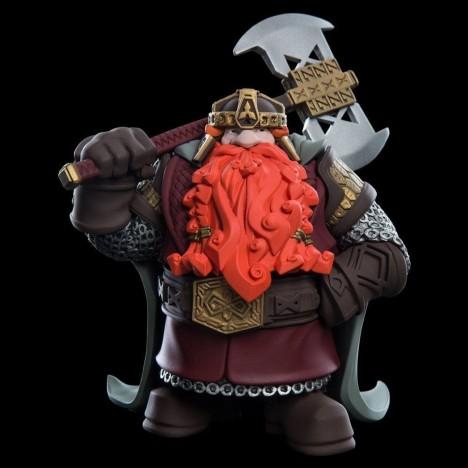 Figura Saruman Mini Epics Weta 17 cm Señor Anillos