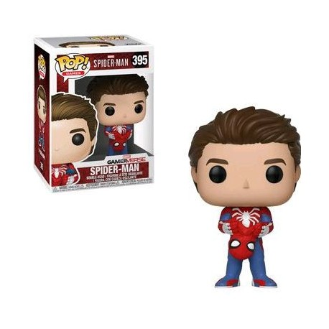 Spiderman Gamerverse unmasked 395 Funko pop