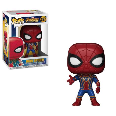 Iron Spider N287 Infinity War Funko POP Spiderman